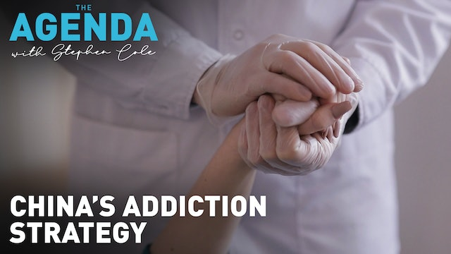 Why education is China's key to beating addiction - #TheAgenda with Stephen Cole