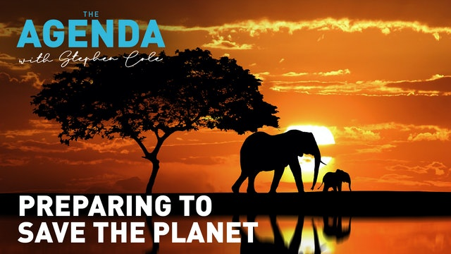 Preparing to save the planet: The Agenda