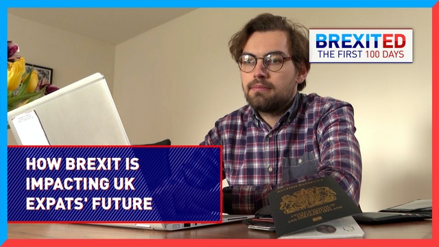How Brexit 'tore' away one's man's life and career plans - #BREXITED