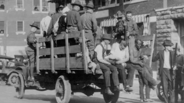 Tulsa's racist past and a fight for r...
