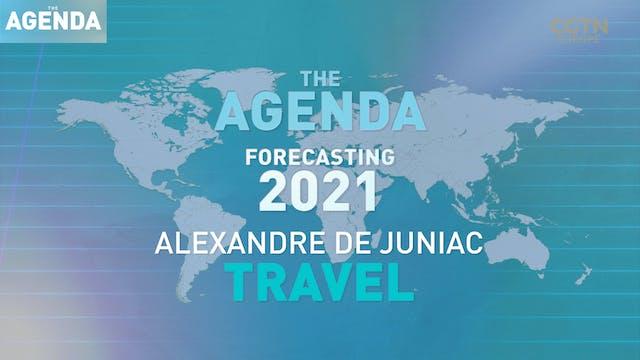 FORECASTING 2021: Alexandre de Juniac...