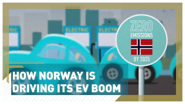 How Norway is driving its EV boom