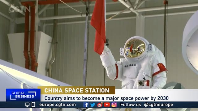 Tianhe launch can lead to galactic co...