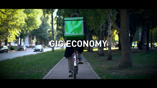 Full Frame: Gig Economy with Arun Sundararajan