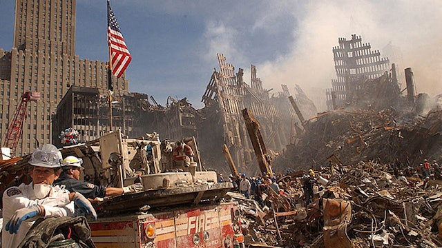 """9/11: """"Never Forget"""" the 20 years"""