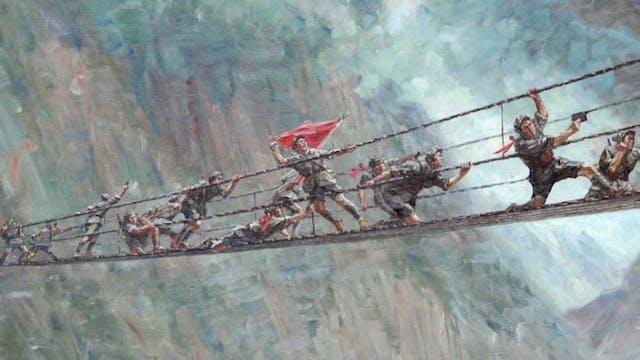 Battle of Luding Bridge