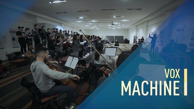 Latin Vox Machine: The sound of music...