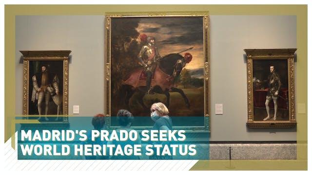 Spain looking to earn UNESCO World He...