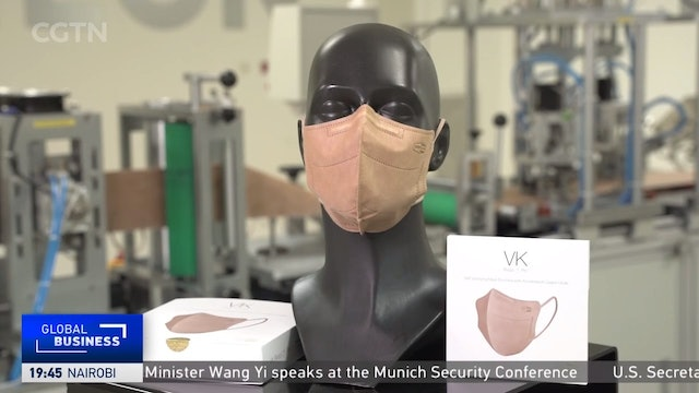 Face masks add to $100bn of trade between China and central and east Europe