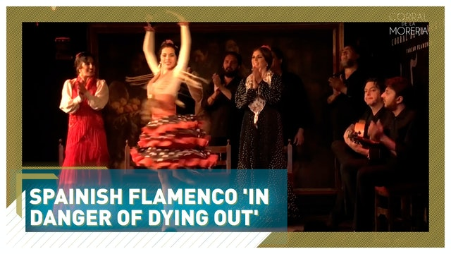 Spanish Flamenco venues suffer as the pandemic rages on