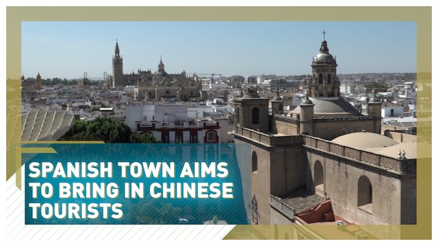 Spanish town aims to bring in Chinese tourists