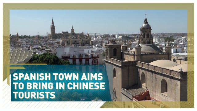 Spanish town aims to bring in Chinese...