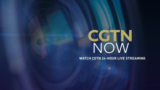 CGTN HD Live Broadcasts
