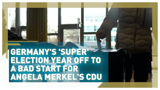 Germany's 'super' election year off t...