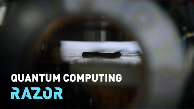 How does a quantum computer work? #RAZOR