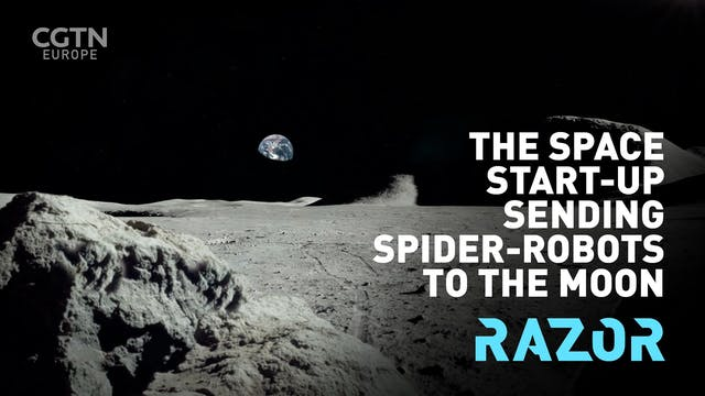 #RAZOR: The space start-up sending sp...