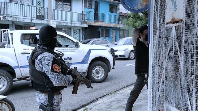 The reasons behind a crime drop in El Salvador