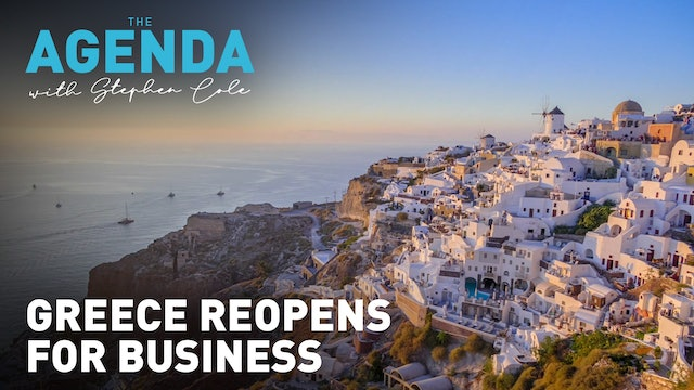 Greece aims to be 'center of culture and sustainability'  - #TheAgenda