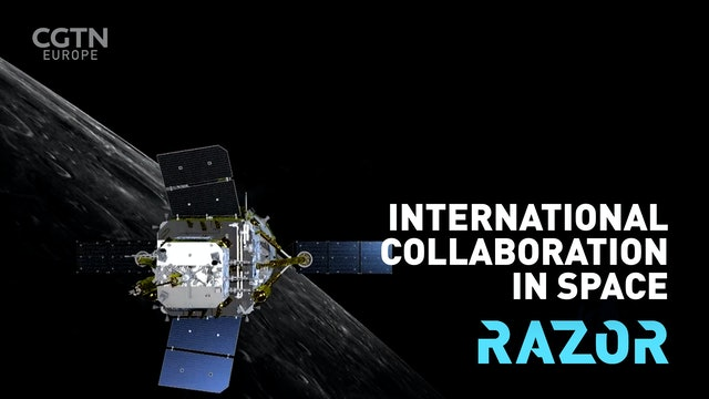 International collaboration in space - #RAZOR