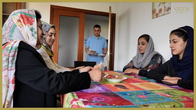 Meet the Kohistani family from Kabul,...