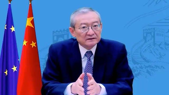 China-EU trade deal 'good news' for p...