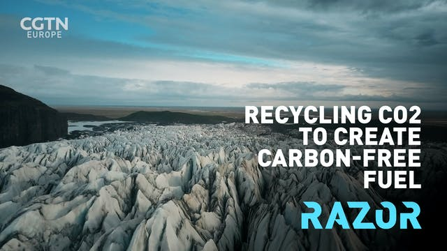 #RAZOR - Carbon Recycling