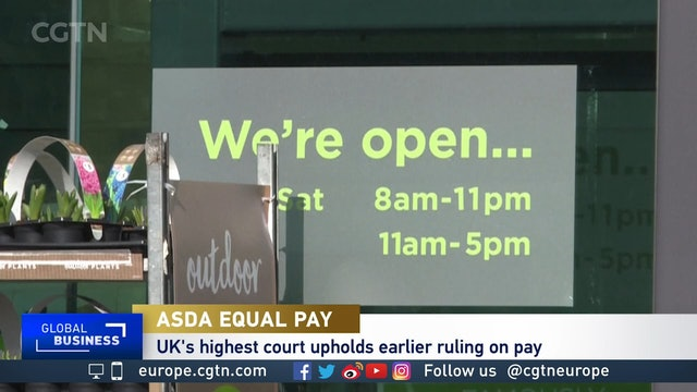 Supermarket workers win key court case in battle for equal pay