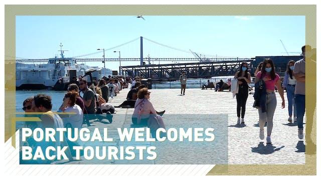 Bookings soar as Portugal welcomes ba...