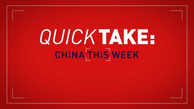 Satellites and driverless cars: 10 stories from the week in China