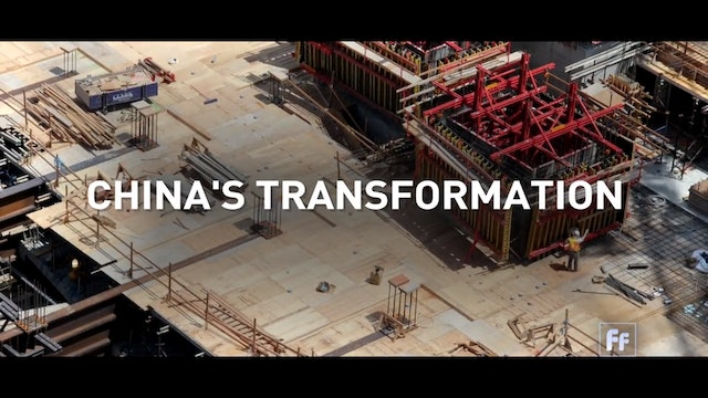 China's Economic Rise with Dr. Bill Brown