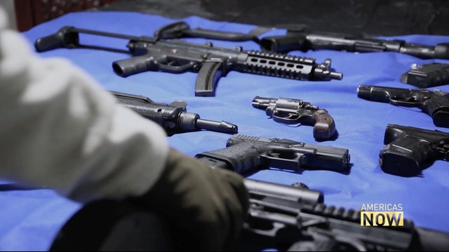 """Arms trafficking is a """"Big Business"""" in Central America"""