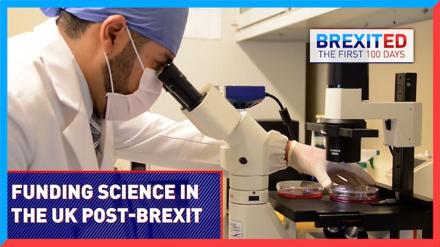 #BREXITED - How Brexit could impact scientific research