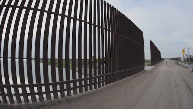 Trump's wall: Border Towns