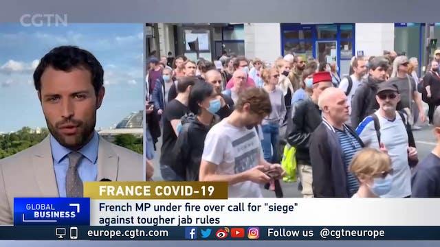 France reintroduces curfews to curb D...