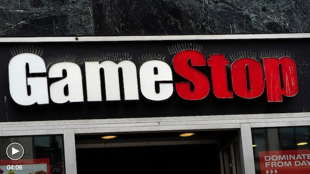 GameStop trading frenzy: 'Plenty of m...