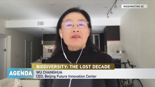 China has been at the centre of biodi...