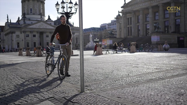 Berlin seeks fewer cars for the city's future