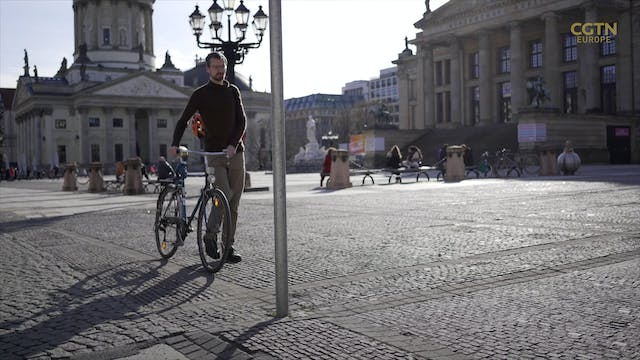 Berlin seeks fewer cars for the city'...