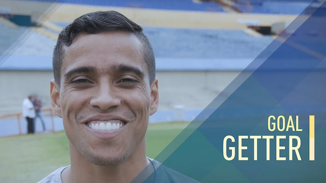 Wendell Lira - The goal getter