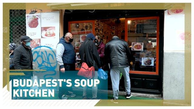 Budapest's soup kitchen