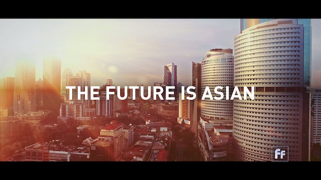 The Future is Asian with Parag Khanna