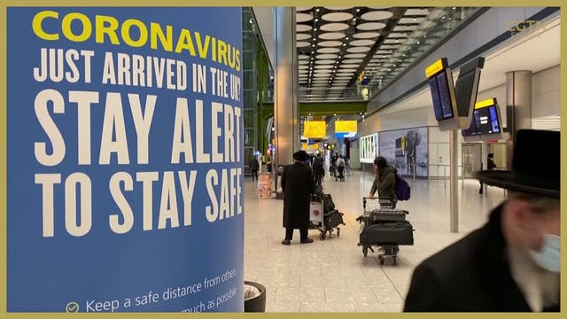 'Hotspot' travelers must stay in UK q...