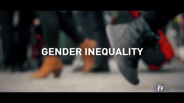 Gender Inequality with Mercedes Araoz...