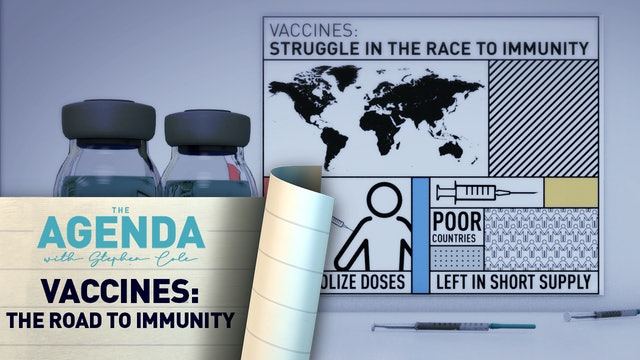 Why is Israel's COVID-19 vaccine rollout the fastest in the world? #TheAgenda