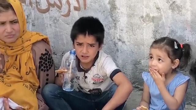 U.S. Afghan families worried