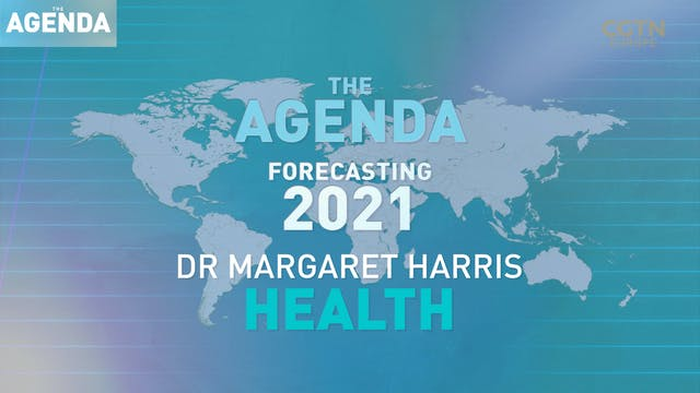 FORECASTING 2021: Margaret Harris - #...