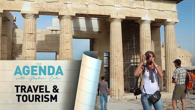Travel & Tourism - The Agenda with St...