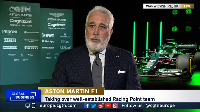 Aston Martin returns to its 'DNA' with Formula One comeback