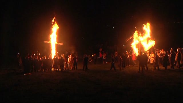 Ex-White Supremacist Rises Above Hate...