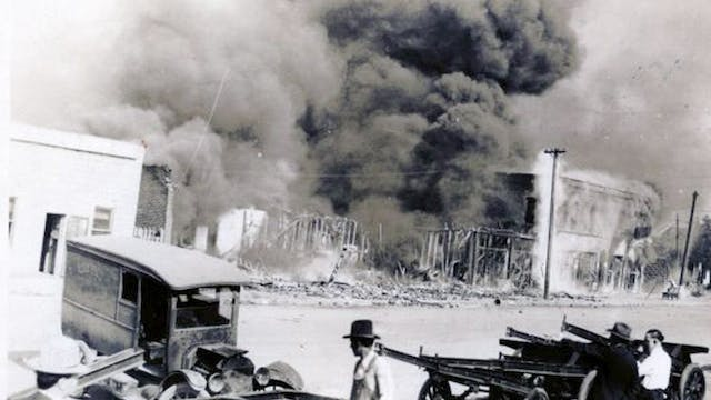 The 1921 Tulsa race massacre in pictures